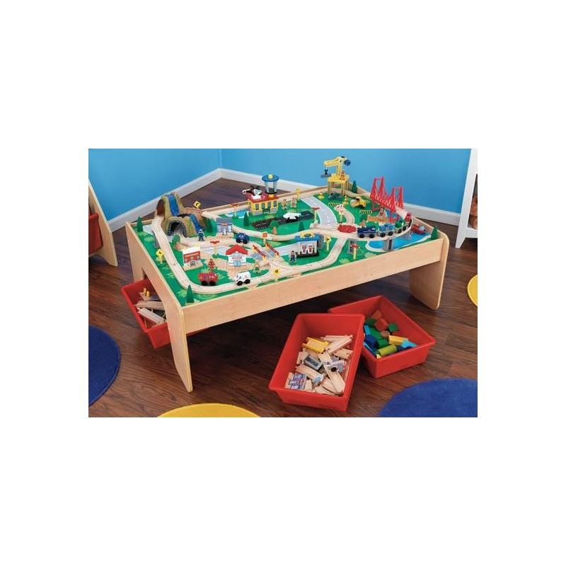 Kidkraft Waterfall Mountain Train Set And Table 17850 Canada - Table . Sc 1 St Table \\u0026 Chair Sets  sc 1 st  pezcame.com & Kidkraft Waterfall Mountain Train Table Set \u0026 Kidkraft Waterfall ...
