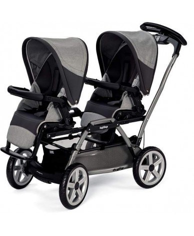 Wózek bliźniaczy Duette Pop Up Peg Perego