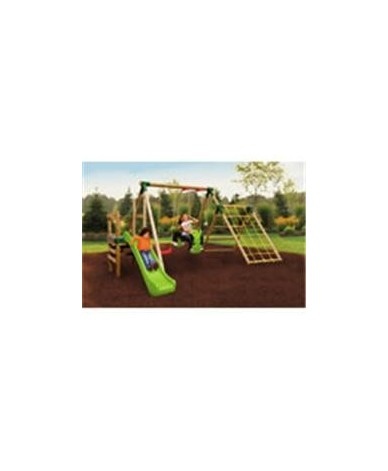 Drewniany plac zabaw Luxembourg - Little Tikes