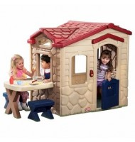 Domek dla dzieci Picnic on the Patio playhouse Little Tikes