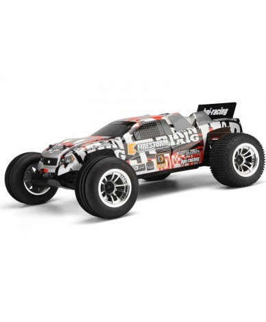 Model RTR E-FIRESTORM 10T WITH 2.4GHz WITH DSX-2 TRUCK BODY